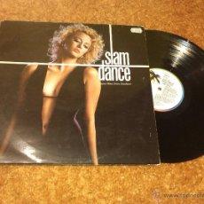 Discos de vinilo: MITCHELL FROOM - SLAM DANCE (ORIGINAL MOTION PICTURE SOUNDTRACK) LP . Lote 42577413