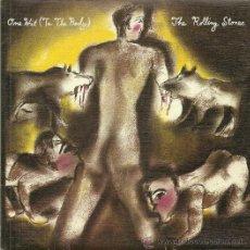 Discos de vinilo: THE ROLLING STONE SINGLE SELLO CBS AÑO 1986 SOLO UNA CARA (PROMOCIONAL). Lote 42582229