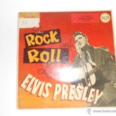 Discos de vinilo: ELVIS PRESLEY (EP) SHAKE, RATTLE AND ROLL AÑO 1958 - LEER - EDICION ESPAÑOLA. Lote 42585158