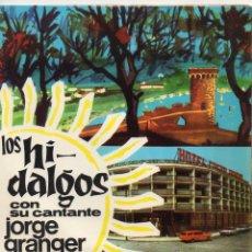 Discos de vinilo: HIDALGOS, EP, ERAS POLVO + 3, AÑO 1967. Lote 42592719