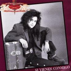 Discos de vinil: CORAZONES ESTRANGULADOS-SI VIENES CONMIGO SINGLE VINILO 1992 SPAIN. Lote 54368379