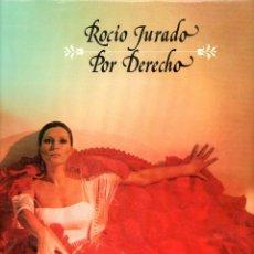 Discos de vinilo: ROCIO JURADO POR DERECHO DOBLE LP 1979 RCA PL-35216. Lote 42601855