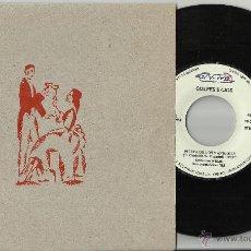 Discos de vinil: GOLPES BAJOS SINGLE LA FIESTA DE LOS MANIQUIES ESPAÑA 1984.EN PERFECTO ESTADO. Lote 42604600