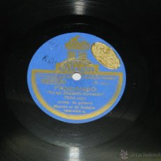 Discos de vinilo: DISCO DE PIZARRA, FANDANGO, FLAMENCO, ENTRE BESOS Y CARICIAS, YO ME DESPIERTO LLORANDO, PENA HIJO AC. Lote 42607642