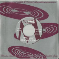Discos de vinilo: LOS MOCKERS-JINGLE BELLS/THE LEGENDARY TIGERMAN-FUCK X-MAS I GOT THE BLUES MUNSTER RECORDS . Lote 42608845