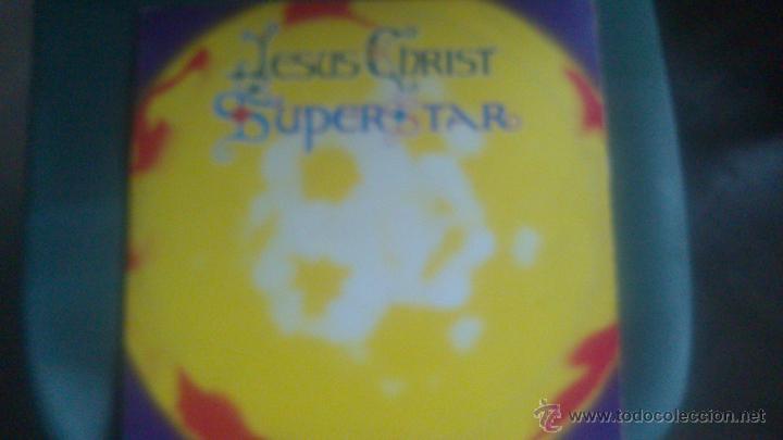 L.P DOBLE JESUS CHRIST SUPERSTAR. LONDON (Música - Discos de Vinilo - Maxi Singles - Pop - Rock Extranjero de los 70)