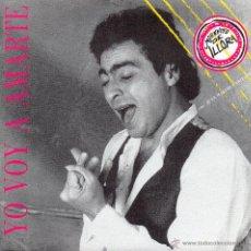 Discos de vinilo: MORENITO DE ILLORA *YO VOY A AMARTE*. Lote 42622390