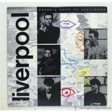Discos de vinilo: FRANKIE GOES TO HOLLYWOOD - 'LIVERPOOL' (LP VINILO. FUNDA DISCO CON FOTOS) - PEDIDO MÍNIMO 8€. Lote 42625287