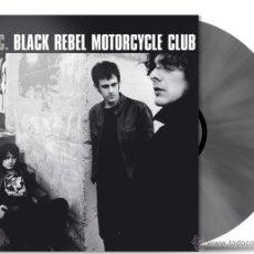 Discos de vinilo: 2LP BLACK REBEL MOTORCYCLE CLUB DEBUT +4 EXTRAS EDICION LIMITADA PLATEADA 2000 COPIAS. Lote 46446868