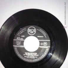 Discos de vinilo: CITHARES TYROLIENNES. GEORGES MARINKOVITCH. LA VOIX DUB TIROL. RCA F 75.041.. Lote 42637360