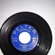 Discos de vinilo: ROY ETZEL. MELODIAS INOLVIDABLES. STARDUST Y 3+. BELTER 51734 (1967). Lote 42639033