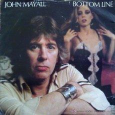 Discos de vinilo: JOHN MAYALL – BOTTOM LINE,SINGLE VINILO 7 PULGADAS. Lote 42649919