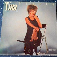 Discos de vinilo: TINA TURNER - PRIVATE DANCER - EMI 1983. Lote 42653085