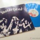 Discos de vinilo: MOTORHEAD - BEER DRINKERS & HELL RAISERS - 1980 UK ORIGINAL ENGLAND BLUE VINYL - VINILOVINTAGE. Lote 42654748