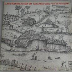 Discos de vinilo: MAGNIFICO LP DE - CARLOS - MEJIA - GODOY Y LOS DE PALACAGUINA - SON TUS PERFUMES MUJER-. Lote 42659172