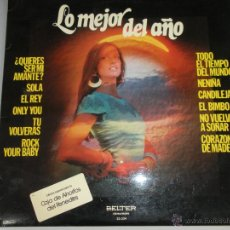 Discos de vinilo: MAGNIFICO LP DE - L O - M E J O R - D E L - A Ñ O - VOL.1 -. Lote 42663353