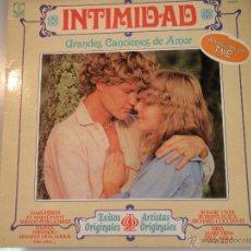 Discos de vinilo: MAGNIFICO - LP - DE GRANDES - CANCIONES - DE - AMOR -. Lote 42663688