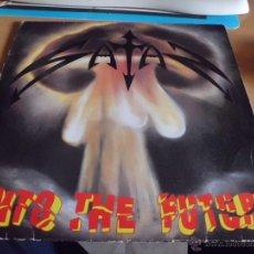 Discos de vinilo: SATAN-INTO THE FUTURE MINI LP 45 STEAMHAMMER SH0059 LC9002 MUY DIFICIL ESTA REFERENCIA. Lote 42664581