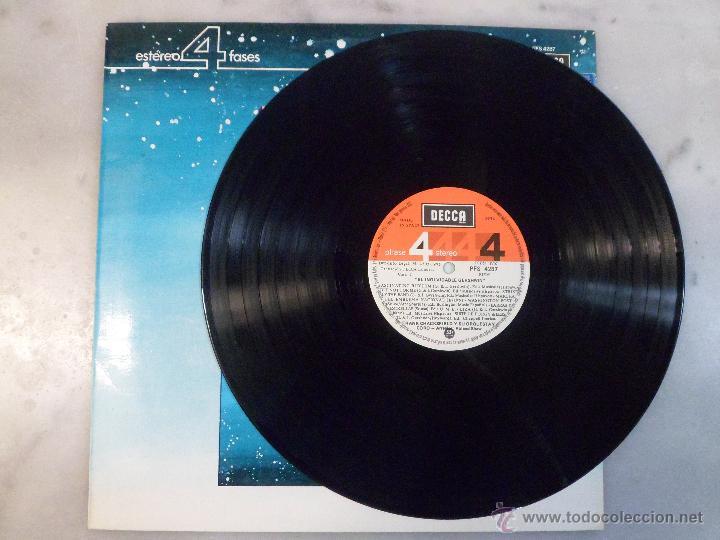 Discos de vinilo: EL INOLVIDABLE GERSHWIN. VINILO LP - Foto 2 - 42670244