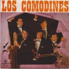 Discos de vinilo: LOS COMODINES - LO IMPORTANTE ES LA ROSA - TOMALO CON HUMOR ( CARTER LEWIS) EP SPAIN 1967 VG++ / EX. Lote 42670773