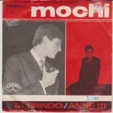 Discos de vinilo: MOCHI - BRINDO - ANNE - SG SPAIN PROMO 1965 - VG / VG++. Lote 42670960