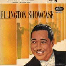 Discos de vinilo: DUKE ELLINGTON AND HIS FAMOUS ORCHESTRA, EP, BLOSSOM + 2, AÑO 1959. Lote 42671756