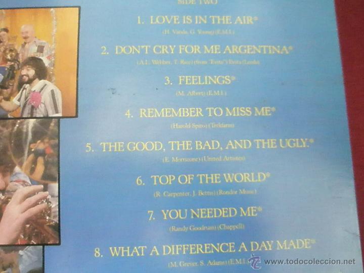 Discos de vinilo: LP-VINILO-CHEERS!KENNY BALL AND HIS JAZZMEN-1979-RONCO-RTL 2039-20 TEMAS-. - Foto 3 - 42675403