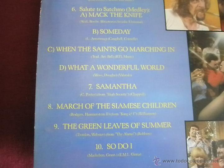 Discos de vinilo: LP-VINILO-CHEERS!KENNY BALL AND HIS JAZZMEN-1979-RONCO-RTL 2039-20 TEMAS-. - Foto 6 - 42675403