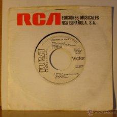 Discos de vinilo: GND - ANGELA / LIVE AND LET LIVE - RCA-VICTOR ESP-612 - 1983 - PROMOCIONAL. Lote 42680132