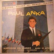 Discos de vinilo: MAGNIFICO SINGLE DE - APUL - ANKA - . Lote 42680346