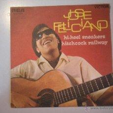 Discos de vinilo: MAGNIFICO SINGLE DE - JOSE - FELICIANO - . Lote 42680394