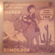 Discos de vinilo: MAGNIFICO SINGLE DE - M A R C O -. Lote 42681053