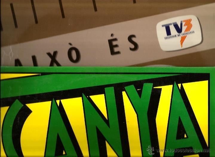 2 RARISIMOS MAXIS DE LA TRINCA: AIXO ES TVE + CANYA FRESCA (Música - Discos de Vinilo - Maxi Singles - Otros estilos)