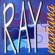 Discos de vinilo: RAY - MAÑANA . MAXI SINGLE . 1993 DRO - 4509-94086-0 . Lote 42698888
