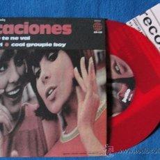 Discos de vinilo: VACACIONES - DANI / POPPY GIRL - EP CON HOJA PROMO. Lote 42700572