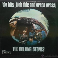 Discos de vinilo: THE ROLLING STONES-BIG HITS (HIGH TIDE AND GREEN GRASS) ESPAÑA-1975. Lote 42712396
