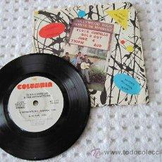 Discos de vinilo: ELVIS COSTELLO / ACCIDENTS WILL HAPPEN 1979 ( EP 3 TEMAS RARO PROMOCIONAL ) UK EDIT !! IMPECABLE !!. Lote 190346468