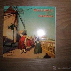 Dischi in vinile: MALLORCA Y SUS DANZAS. Nº 1. PARADO DE VALLDEMOSA + 3. TRAE LIBRETO CON FOTOS. REGAL 1959. Lote 42718527