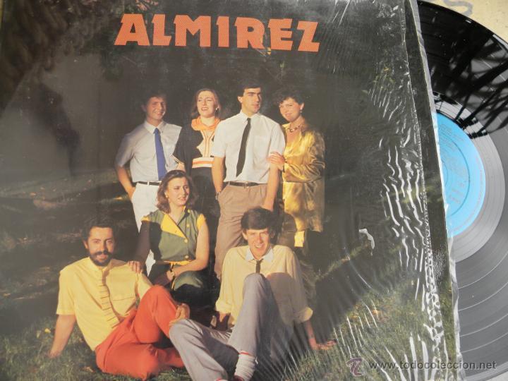 ALMIREZ -PASARELA -LP 1984 -BUEN ESTADO (Música - Discos - LP Vinilo - Grupos Españoles de los 70 y 80)