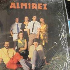 Discos de vinilo: ALMIREZ -PASARELA -LP 1984 -BUEN ESTADO. Lote 42718640