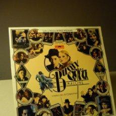 Discos de vinilo: BANDA SONORA DE BUGSY MALONE PAUL WILLIAMS LP. Lote 42722457