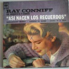 Discos de vinilo: MAGNIFICO SINGLE DE - RAY - CONNIFF -. Lote 42729904