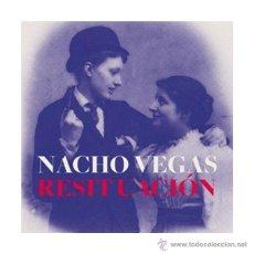 Discos de vinilo: LP NACHO VEGAS RESITUACION NUEVA EDICION EN VINILO 180G + CD. Lote 108801019