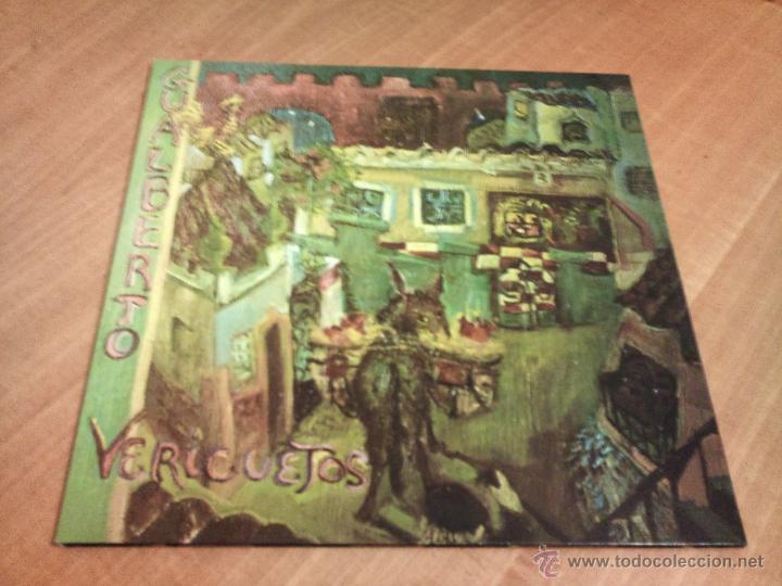 GUALBERTO - VERICUETOS ( LP REEDICIÓN ) 70S SPANISH PSYCH , PROG (Música - Discos - LP Vinilo - Grupos Españoles de los 70 y 80)