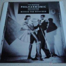 Discos de vinilo: THE REGGAE PHILHARMONIC ORCHESTRA ( MINNIE THE MOOCHER 2 VERSIONES - DANGLING ) ENGLAND-1988 . Lote 42743426
