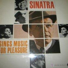 Discos de vinilo: LP-VINILO-FRANK SINATRA-1957/1959-CAPITOL-MFP 1120-12 TEMAS-.. Lote 42745761
