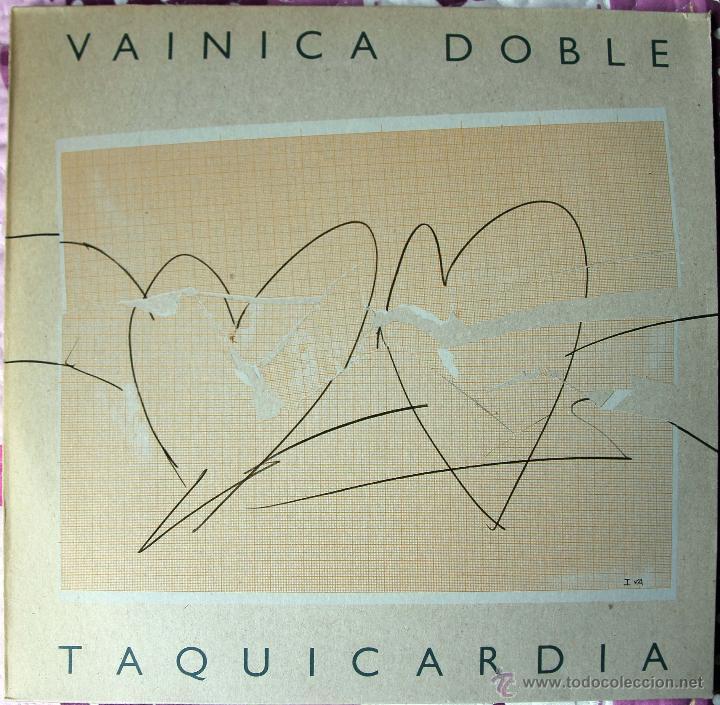 VAINICA DOBLE - TAQUICARDIA - 2LP NUEVOS MEDIOS 1984 - A ESTRENAR segunda mano