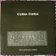 Discos de vinilo: CELTAS CORTOS - MAXI SINGLE - ROMANCE DE ROSABELLA Y DOMINGO - DRO 1993 - RARO. Lote 42748636
