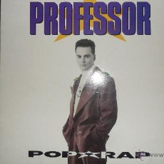 Discos de vinilo: PROFESSOR - POP RAP . LP 1991. Lote 42759402