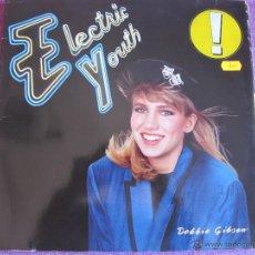 Discos de vinil: LP - DEBBIE GIBSON - ELECTRIC YOUTH (GERMANY, ATLANTIC RECORDS 1989). Lote 42760031
